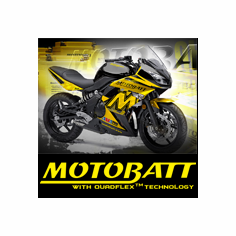 Motobatt Powersports Batteries