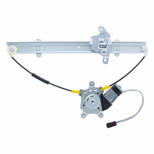 Nissan 80721-55Y17 Replacement Window Motor Regulator Assembly