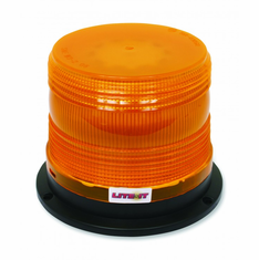 QUAD FLASH 60 LED PERMANENT MOUNT BEACON