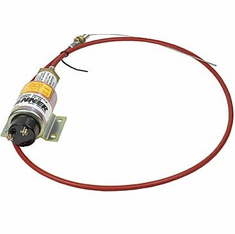 Solenoid/Cable Assembly