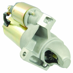 Straight Mount  Mini High Torque Starter for 153 Tooth Flywheel