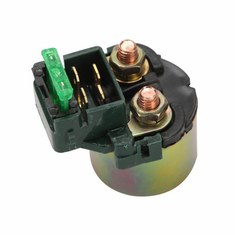 Universal Atv Utv Solenoid With Multiple Leads 12V