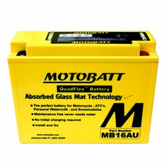 YB16ALA2 Motobatt Replacement Battery