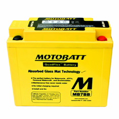 YB7B Motobatt Replacement Battery