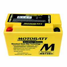 YT9BBS, CT9B4 Motobatt Replacement Battery