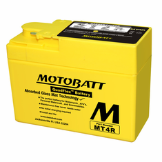 YTR4ABS Motobatt Replacement Battery