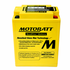 YTX14AH, YTX14AHBS Motobatt Replacement Battery