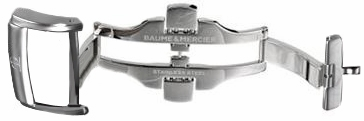 Image of Baume et Mercier 15mm Deployment Buckle MX00374G