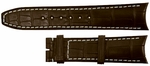 Baume et Mercier Capeland 21mm Brown Alligator Strap MXE05BRR