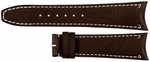 Baume et Mercier Capeland 21mm Brown Leather Strap MC8A440A