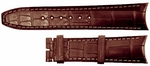Baume et Mercier Clifton 21mm Brown Alligator Strap MX0086SM