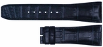 Baume Mercier 26MM Dark Blue Alligator Strap MX0079J4