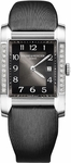 BAUME & MERCIER HAMPTON RECTANGULAR WOMENS