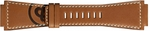 Bell Ross 24mm Brown Leather Strap B-V-050