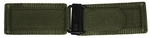 Bell & Ross 24mm Green Canvas Strap 24-6-GRNC-BV
