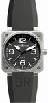 Bell & Ross Aviation BR0192-BL-ST