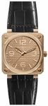 Bell & Ross Aviation BR0192-GOLD-INGOT