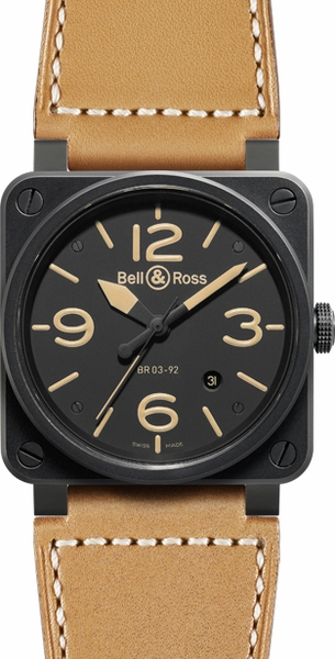 Bell & Ross Aviation BR0392-HERITAGE