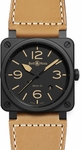 Bell & Ross Aviation BR0392-HERITAGE-CE