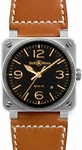 Bell & Ross Aviation BR0392-ST-G-HE/SCA