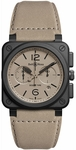 Bell & Ross Aviation BR0394-DESERT-CE