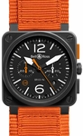 Bell & Ross Aviation BR0394-O-CA