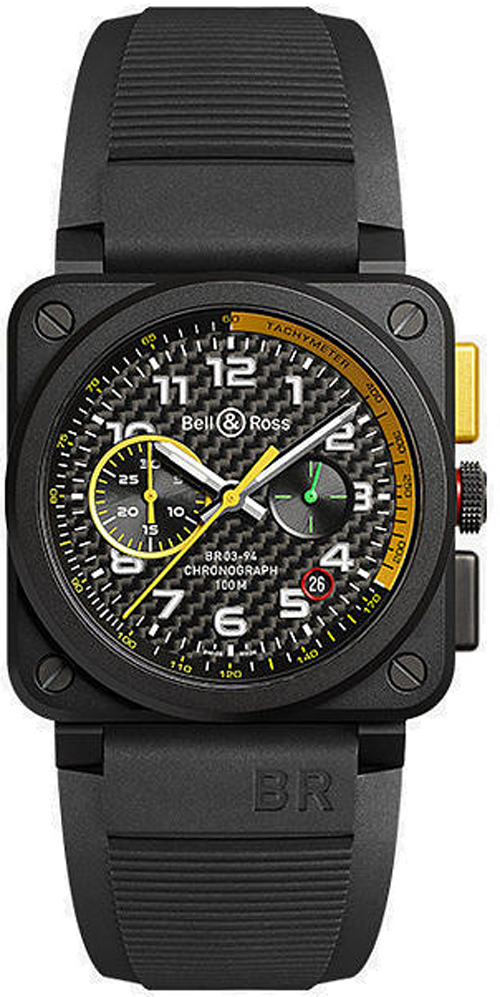 Bell & Ross Aviation BR0394-RS17