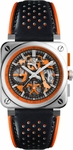 Bell & Ross Aviation BR0394-SC-ORA/SCA