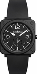 Bell & Ross Aviation BRS-BL-CEM/SRB