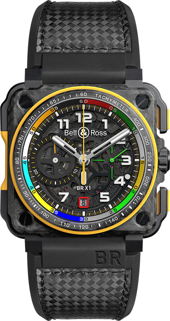 Bell & Ross Aviation BRX1-RS17