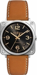 Bell & Ross Golden Heritage BRS92-G-HE-ST