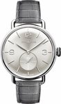 Bell & Ross Vintage WW1 BRWW1-ME-AG-SI/SCR