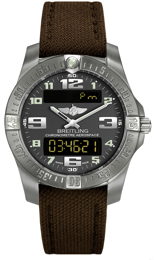 Image of Breitling Professional Aerospace Evo E7936310/F562-108W
