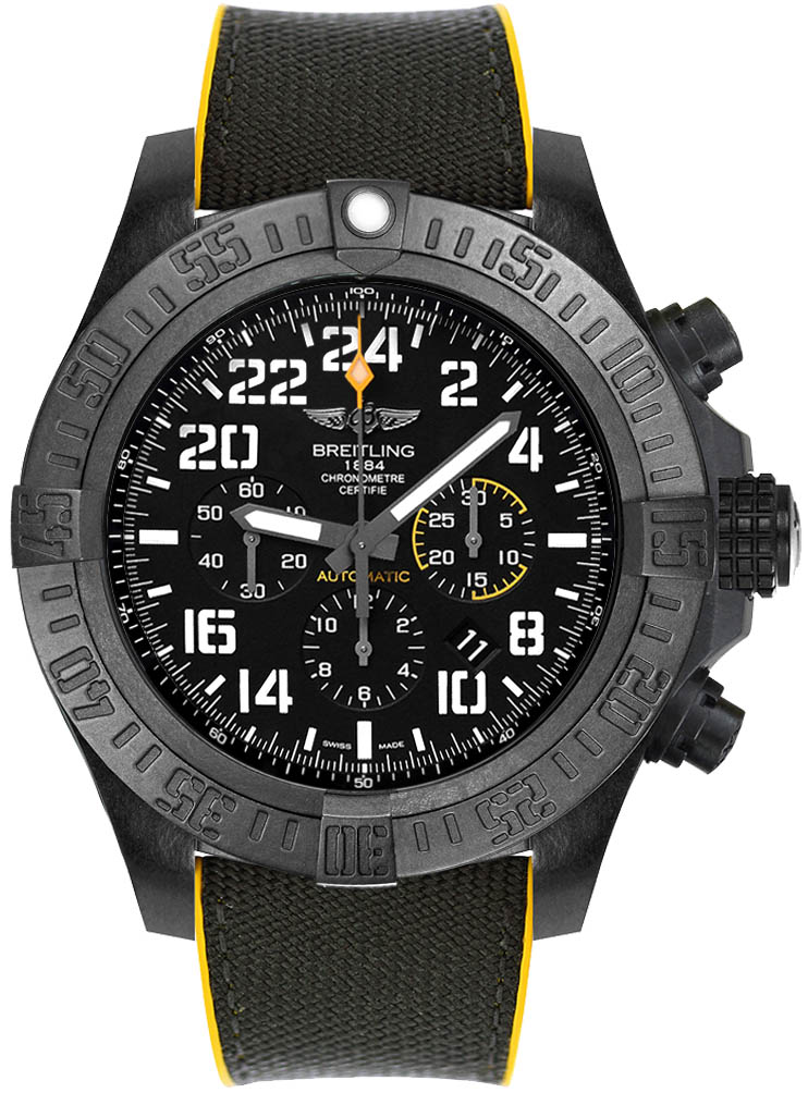 Xb1210e4 be89 257s breitling avenger hurricane mens automatic chronograph watch for Avengers watches
