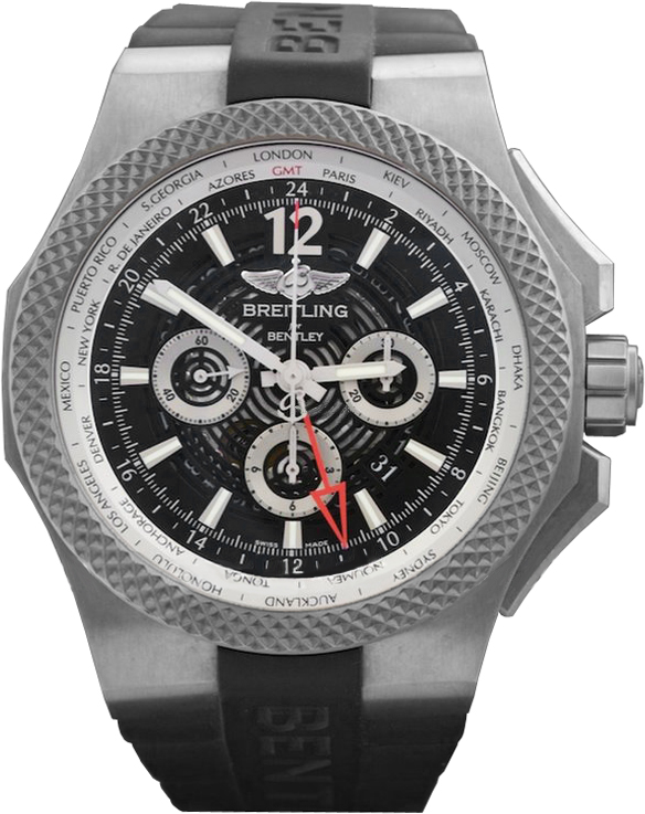 Breitling Bentley GMT Light Body EB043210/BD23-222S