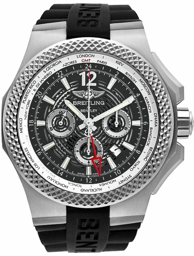 Breitling Bentley GMT Light Body EB043210/M533-222S