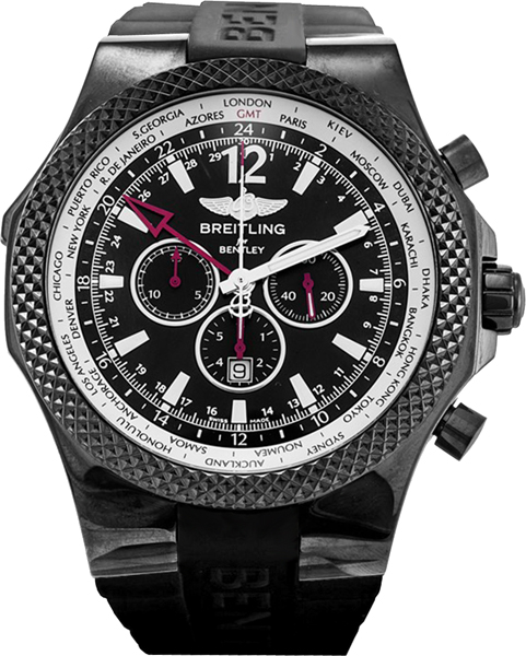 M4736212/B919 Breitling Bentley GMT Limited Edition Mens