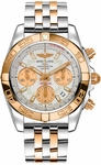 BREITLING CHRONOMAT 41 on BRACELET