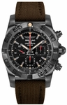 Breitling Chronomat 44 Blacksteel MB0111C3/BE35-108W