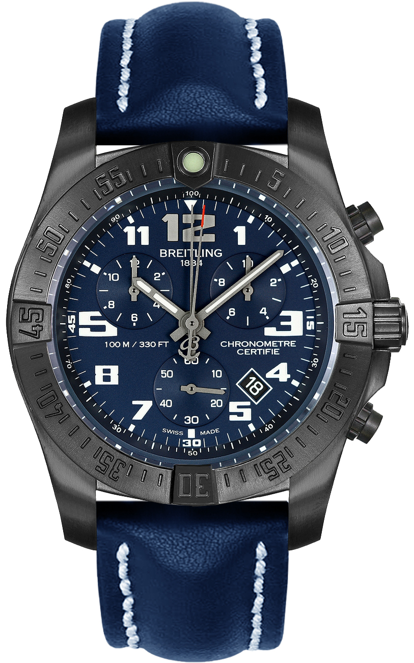 Breitling Chronospace Evo Night Mission V7333010/C939-105X