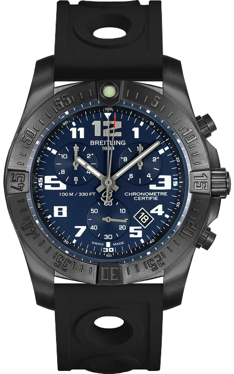 Breitling Chronospace Evo Night Mission V7333010/C939-227S