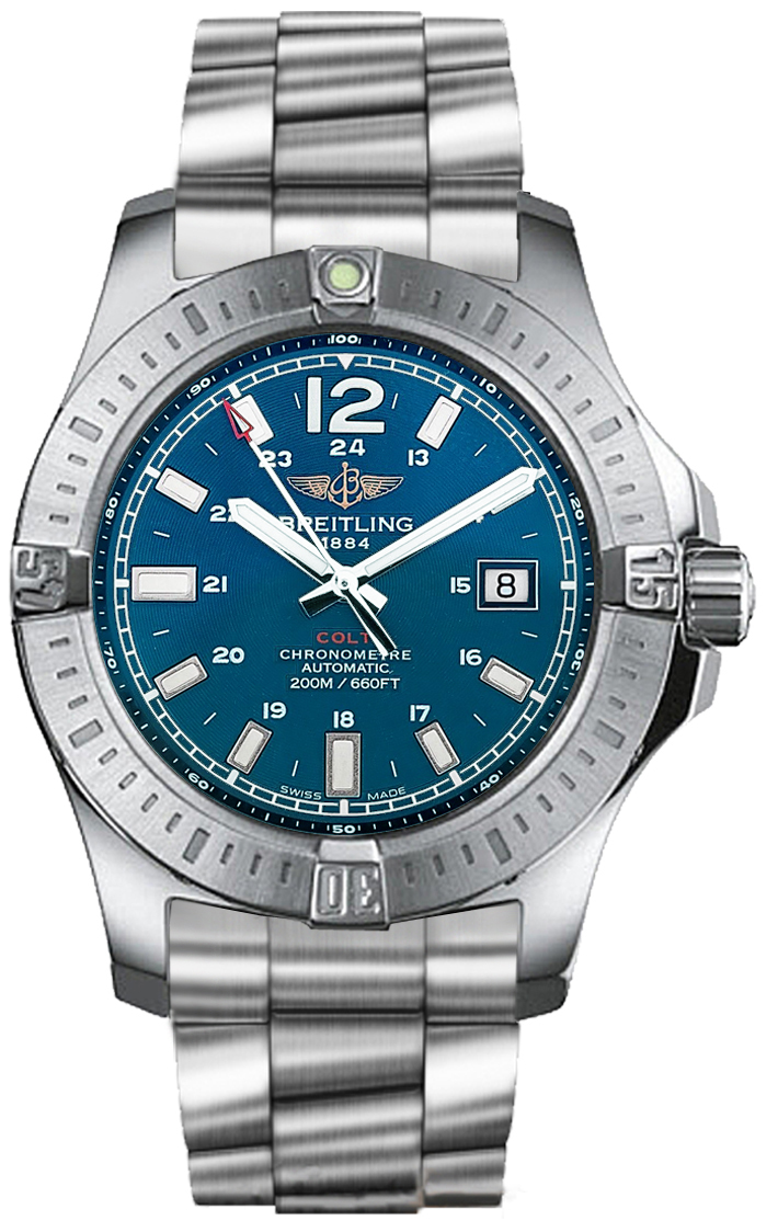 A1738811 c906 breitling colt automatic for Breitling automatic