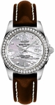 Breitling Galactic 32 Sleek Edition A7133053/A801-411X
