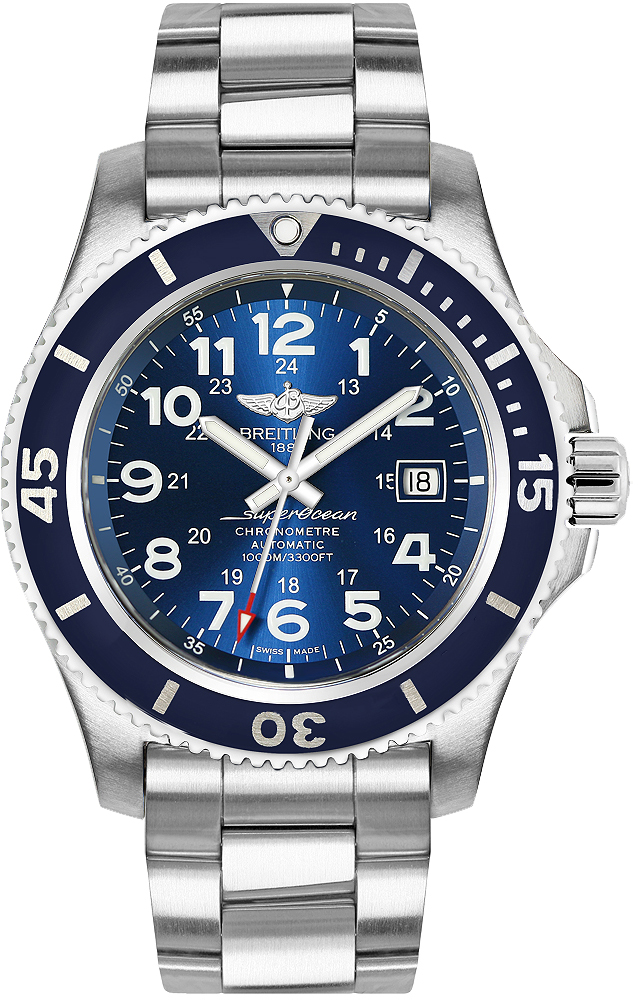 center breitling tgj chronograph heritage superocean watches c the watch