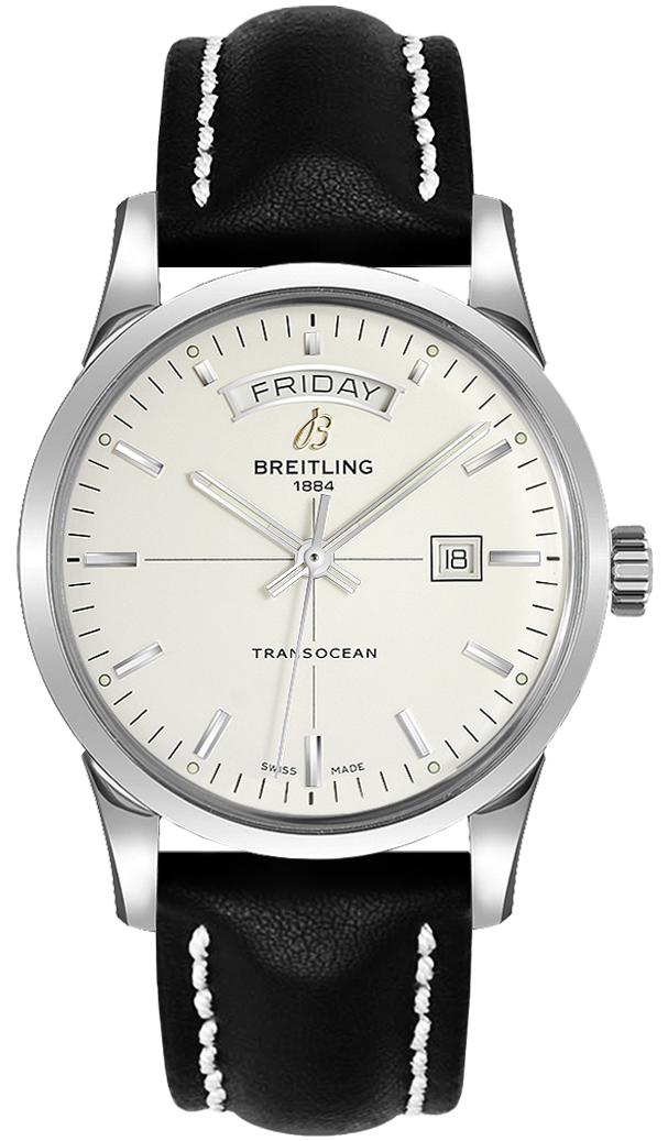 Image of Breitling Transocean Day Date A4531012/G751-435X