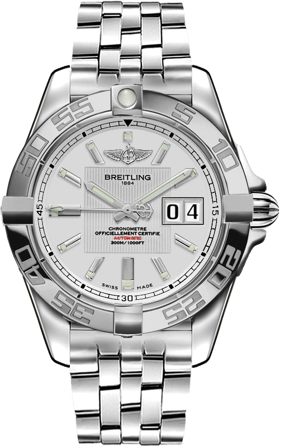 Image of Breitling Galactic 41 A49350L2/G699-366A