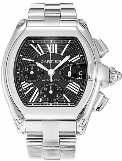Cartier Roadster XL W62020X6