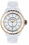 CHANEL J12 QUARTZ 38MM
