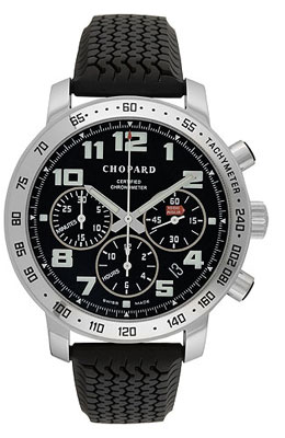 168920 3001 chopard mille miglia auto chrono mens watch. Black Bedroom Furniture Sets. Home Design Ideas