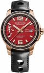 CHOPARD MILLE MIGLIA LEATHER STRAP